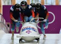 Четверка Зубкова выигрывает заключительное золото для сборной России