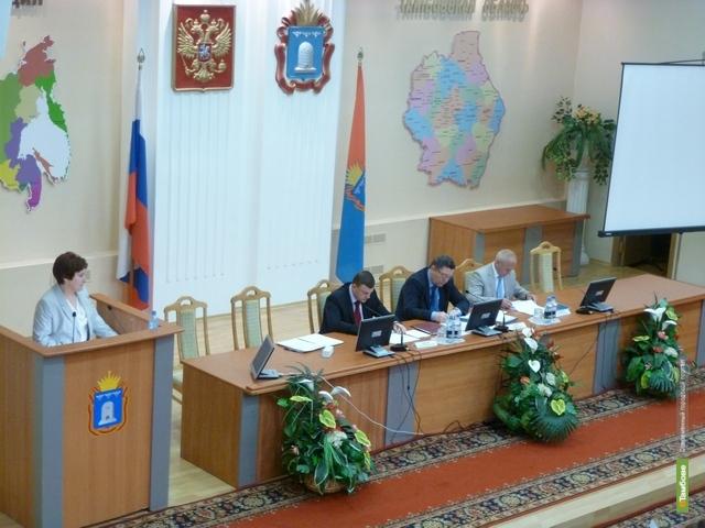 В Тамбове подвели итоги исполнения бюджета области за прошлый год