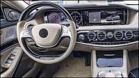 В сети появились фотографии нового Mercedes Benz S-Класса
