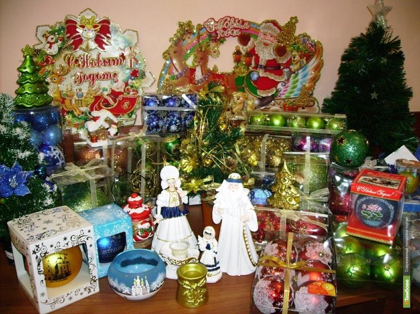 В Тамбове развернулась рождественская ярмарка