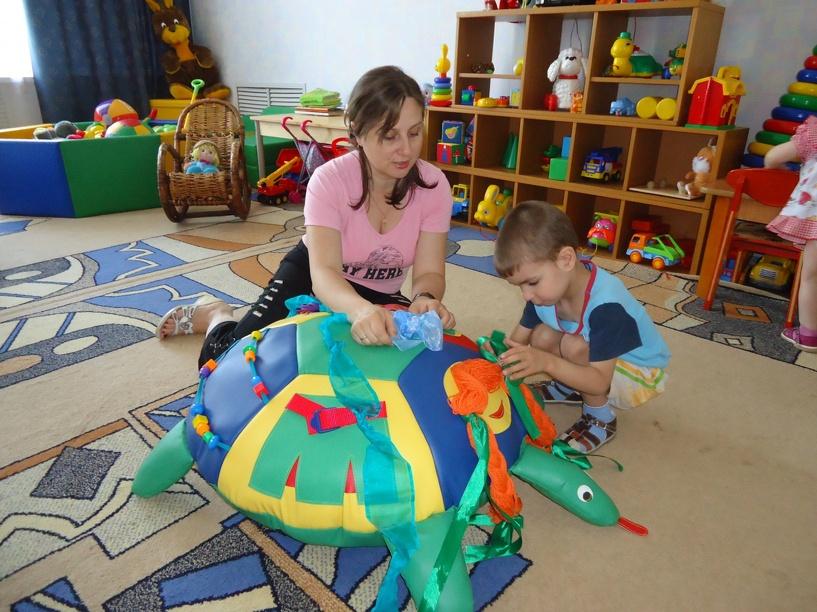 Областному дому ребёнка выделили федеральный грант