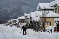 Пострадавшим от снегопадов японцам заплатят 600 млн долларов