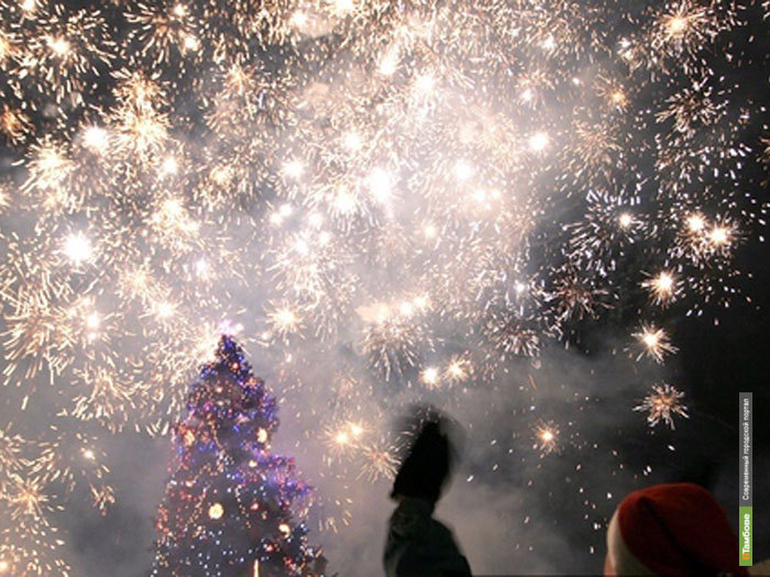 В канун Старого Нового года для тамбовчан устроят массовые гуляния