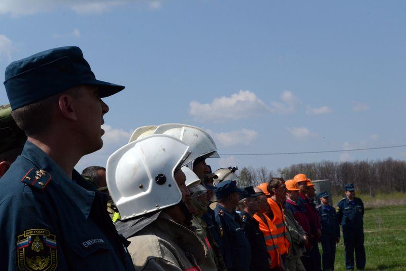 В Тамбове начали готовиться к пожароопасному сезону