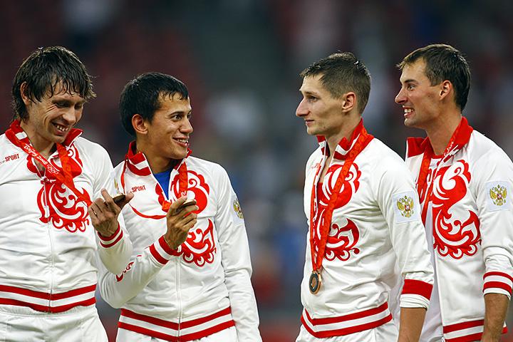 Усборной Российской Федерации отозвали еще две медали Олимпийских игр