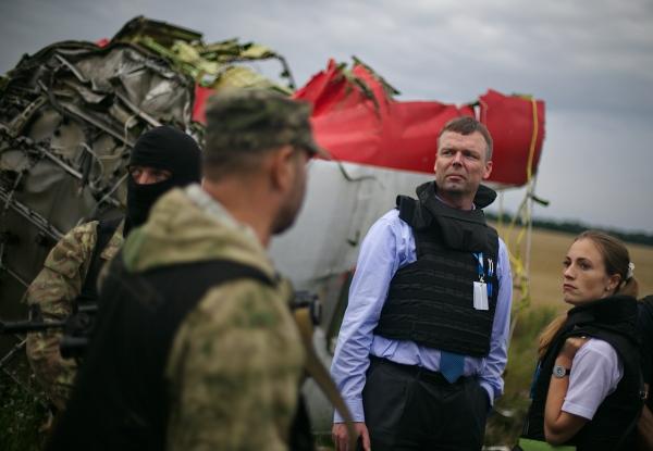 Россия опасается, что Украина пытается скрыть улики в крушении Boeing