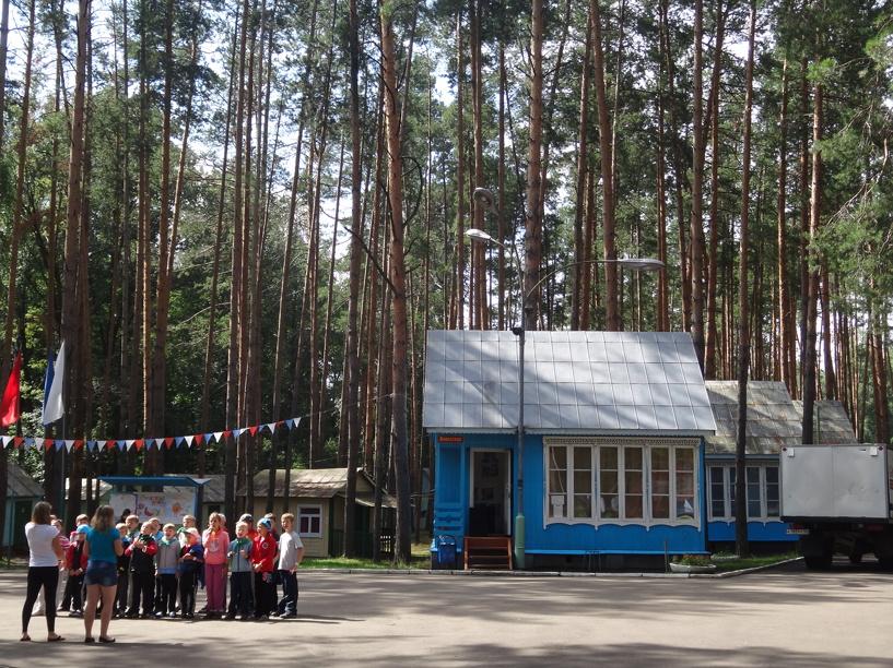 Летом на территории области будут работать 572 детских лагеря
