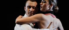 Свое десятилетие отметил танцевальный клуб «Виктория»