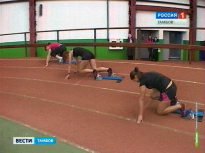 Легкоатлетический марафон стартует в Тамбове