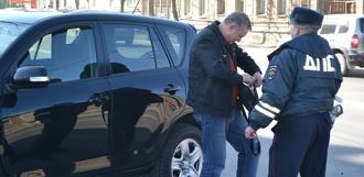 Автоинспекторы выйдут в рейд на территории Тамбова и района