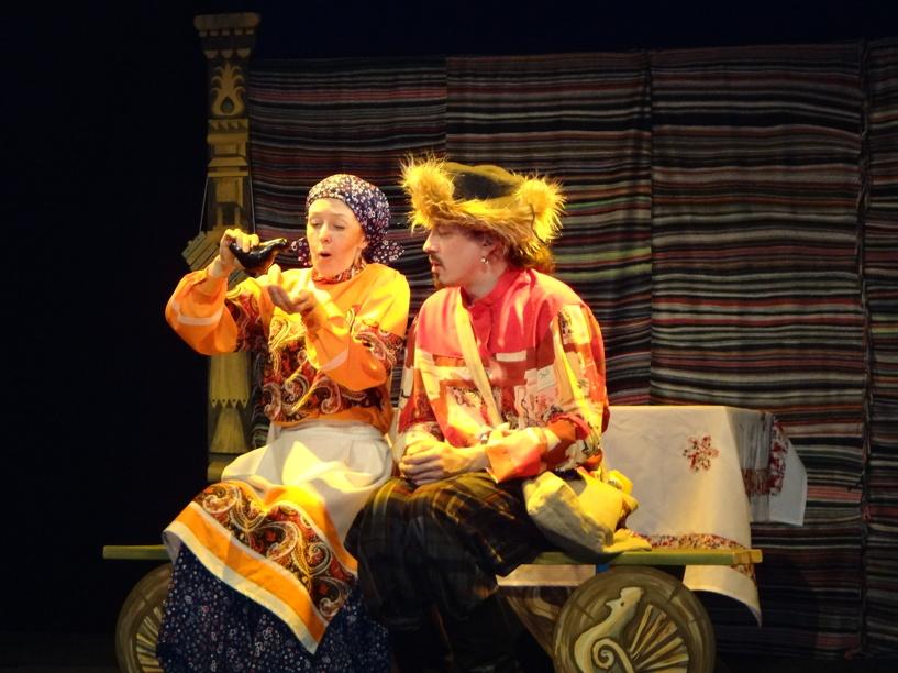 Театр кукол подготовил для маленьких тамбовчан премьеру