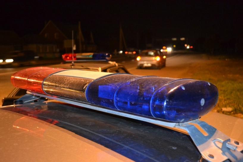 В погоне за пьяным водителем автоинспекторам пришлось применить табельное оружие