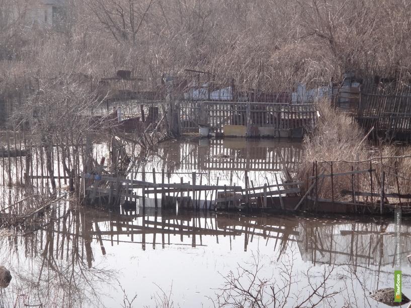 Чиновники Тамбовщины готовятся к безаварийному паводку