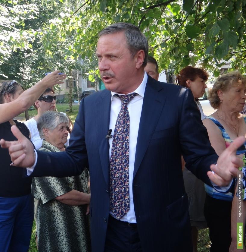 Двум отстраненным от должности чиновникам Александр Бобров уже нашел замену