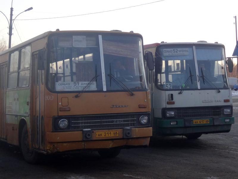 Тамбовские автоинспекторы проверят рейсовые автобусы