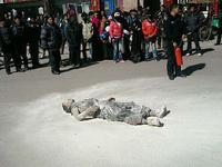 Правозащитники: за неделю в Тибете произошло пять самосожжений