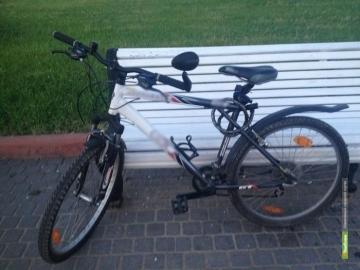 Подросток украл у пенсионерки велосипед