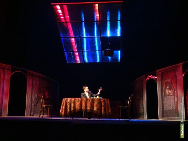 Тамбовский театр открывает новый сезон