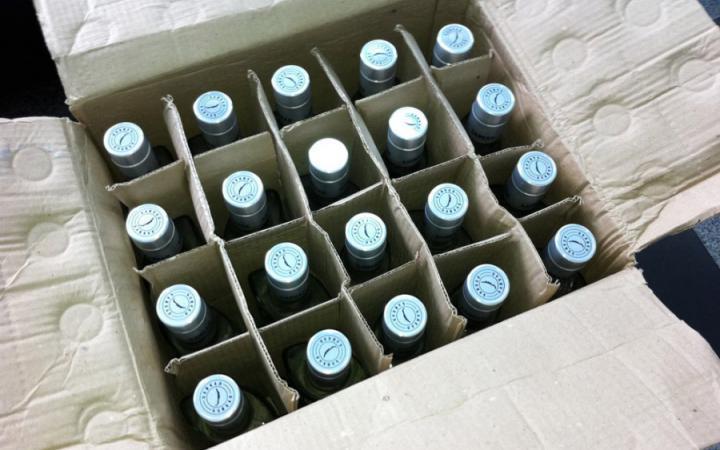 В Тамбове ликвидировали две торговые точки по реализации контрафактного спиртного