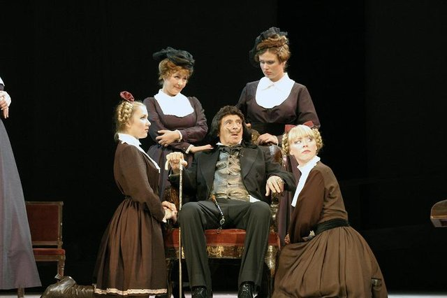 Актеры драмтеатра расскажут тамбовчанам «Дядюшкин сон»