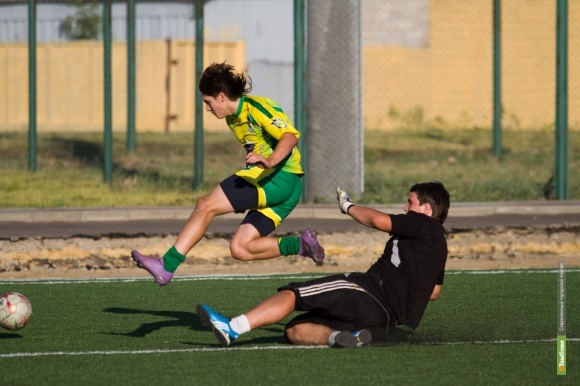 Сборная Тамбовской любительской футбольной лиги-лучшая в Черноземье