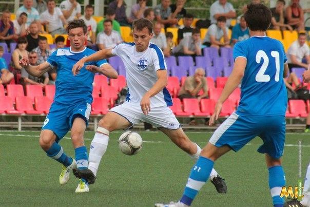 Тамбовская «Академия футбола» остаётся на втором месте