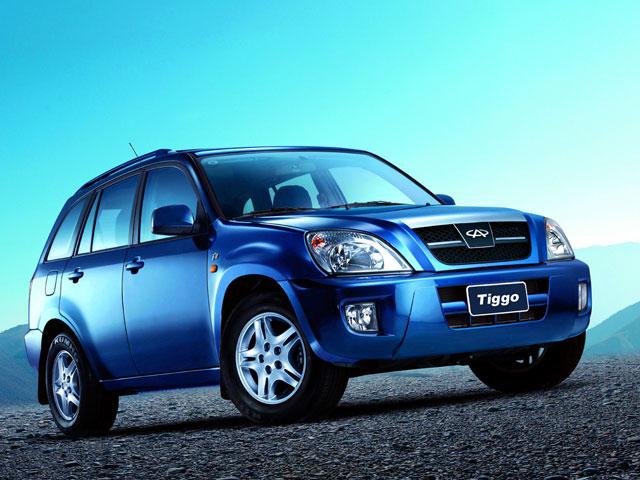 В России будут собирать китайские автомобили Chery