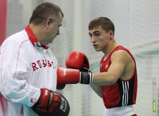 Тамбовский боксер Аверин вернулся из Кубы с поражением