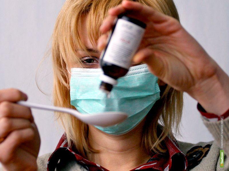 В Новый год тамбовчане стали меньше болеть