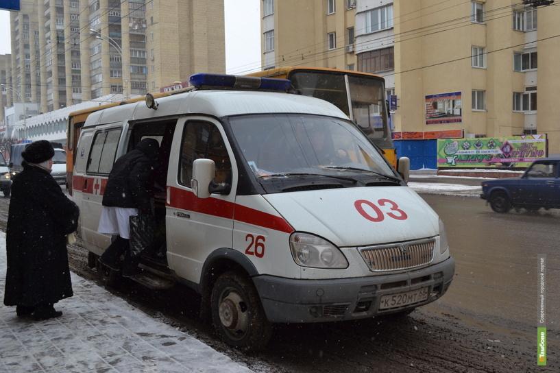 Обслуживание автопарка «скорых» на Тамбовщине может перейти в частные руки
