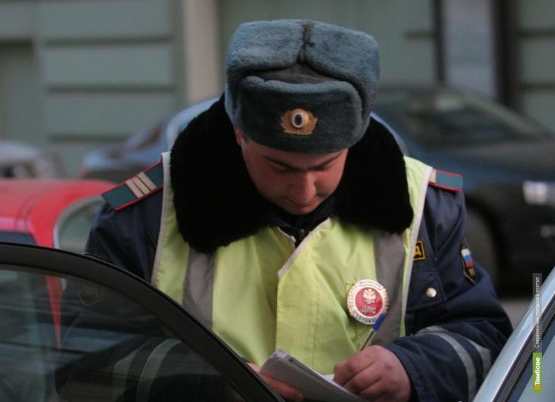 В Мичуринске невнимательный водитель сбил пешехода