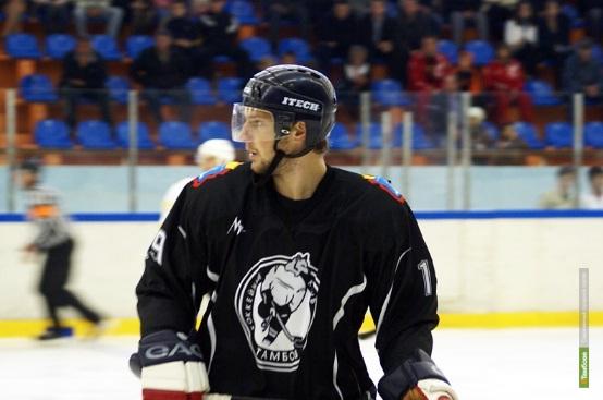 Тамбовская хоккейная команда упустила победу