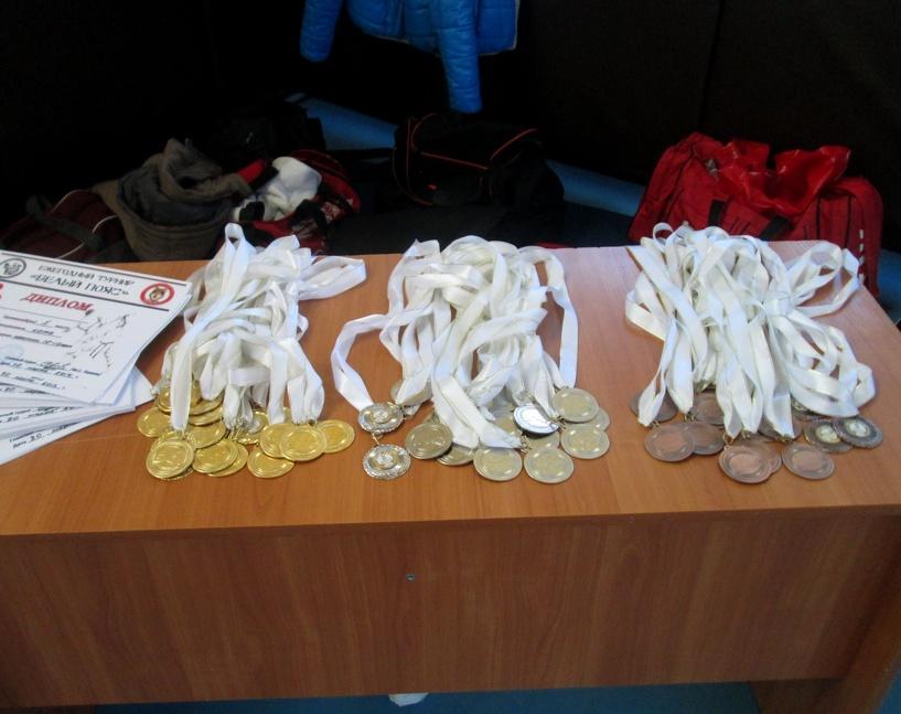 Тамбовские самбистки пополнили свою копилку медалями