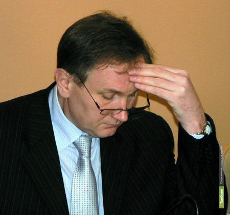 Петр Черноиванов вступил в должность управляющего Тамбовскими коммунальными системами