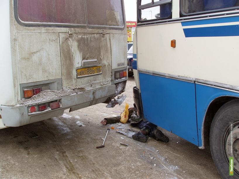 Одна из 24 тамбовских аварий закончилась госпитализацией пассажира