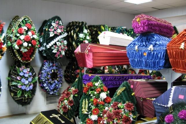 Российским похоронным бизнесом займется Министерство строительства и ЖКХ