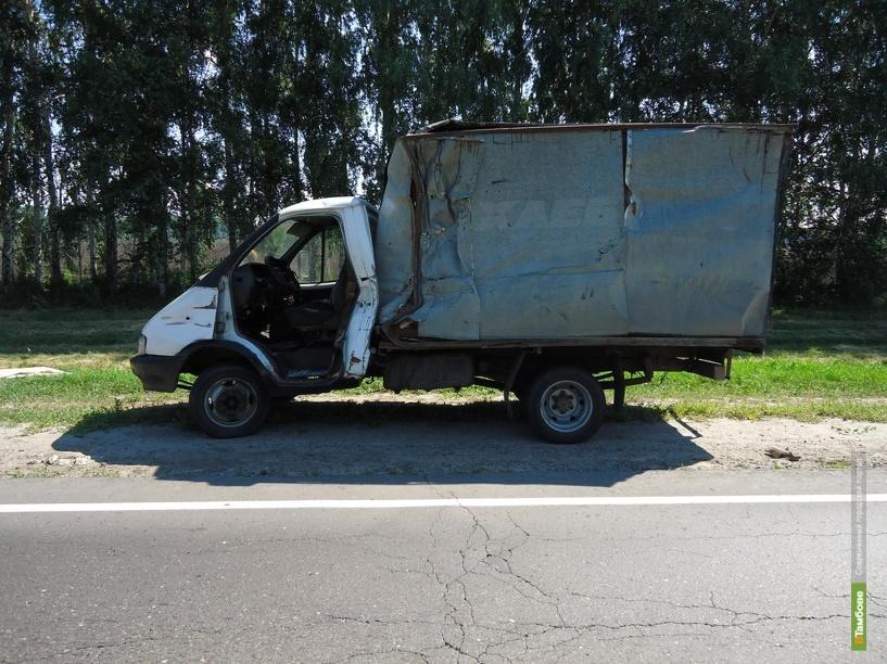 В Тамбовской области в ДТП попала «Газель», под завязку набитая мигрантами из СНГ