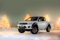 В России начались продажи обновленного пикапа Mitsubishi