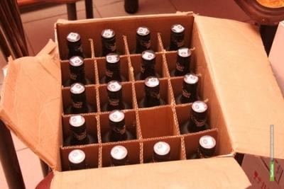 Тамбовчанка открыла алкогольную лавку в гараже на Рылеева
