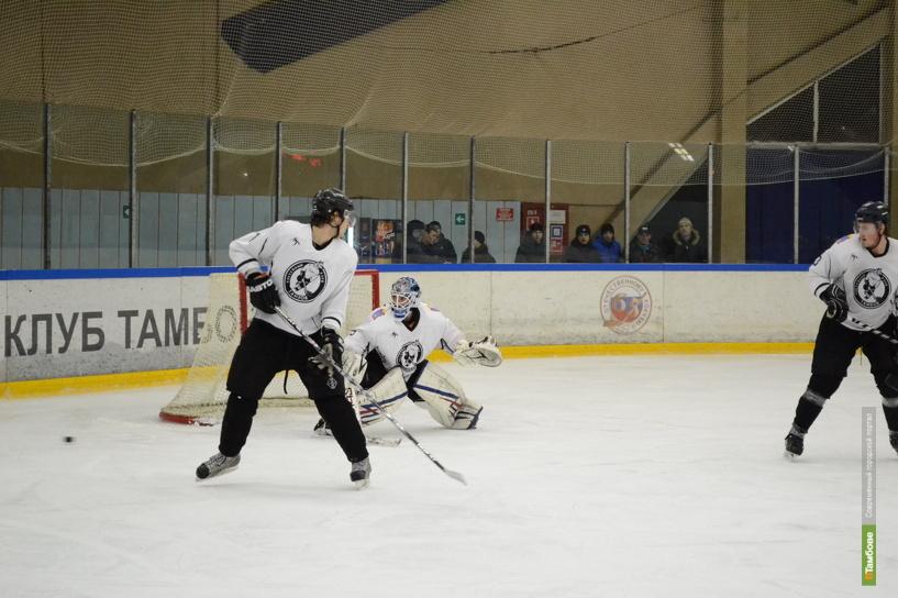 «Тамбов» всухую проиграл хоккеистам из Глазова