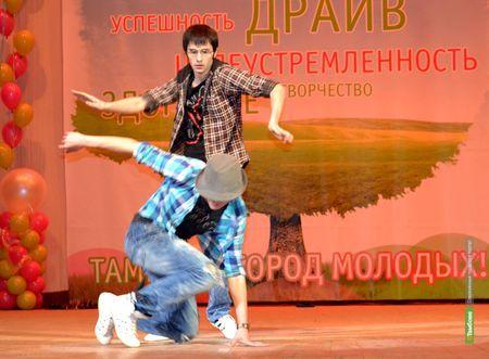Тамбовские школьники сыграют в КВН