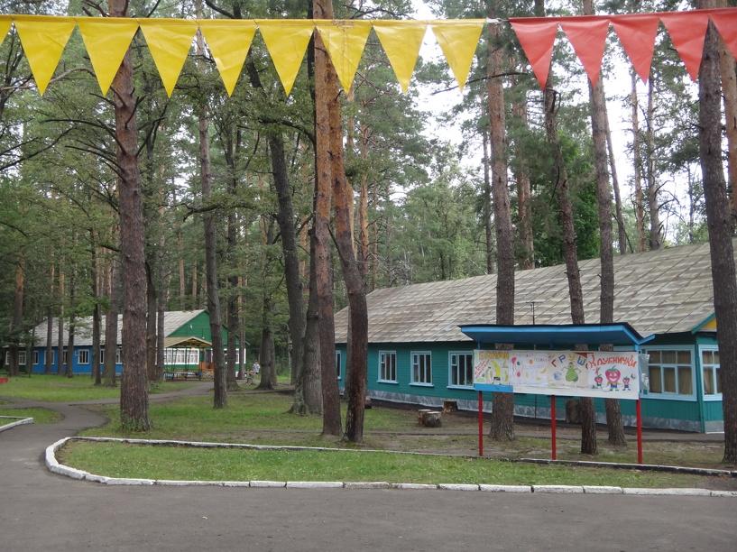 Сотрудники вневедомственной охраны УМВД проверили детские лагеря