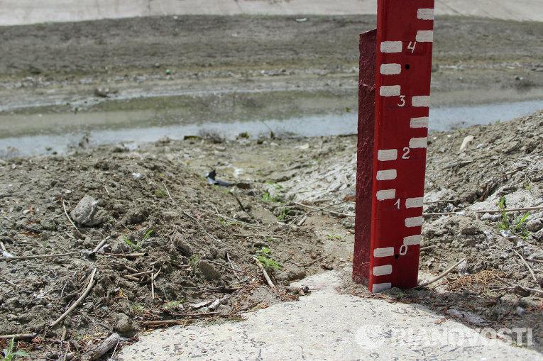 Украина строит дамбу, чтобы перекрыть подачу пресной воды в Крым
