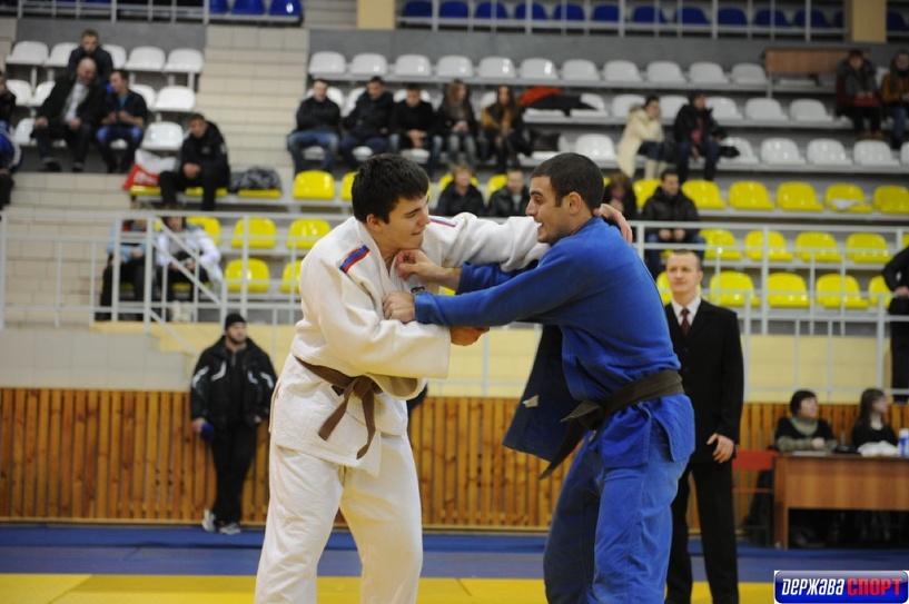 В Тамбове прошёл турнир памяти мастера спорта СССР по дзюдо и самбо Геннадия Щигорева