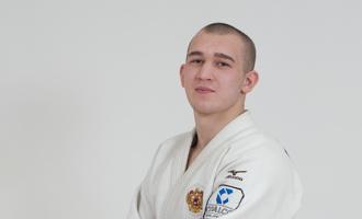 Виталий Плешаков стал лучшим на первенстве ЦФО по дзюдо