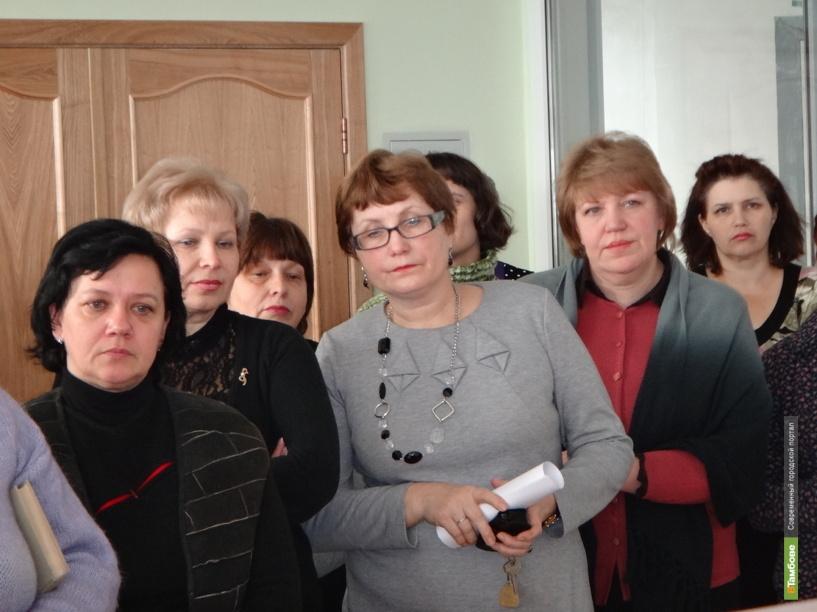 На Тамбовщине стартовал традиционный конкурс «Учитель года»