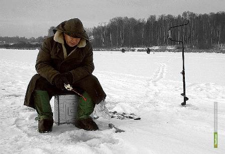 Тамбовские рыболовы — лучшие в Черноземье