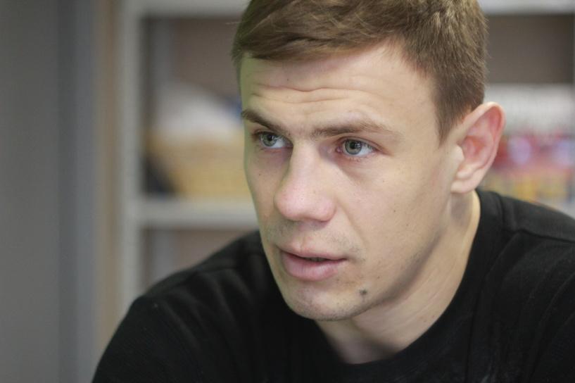 Тамбовчанин Максим Гришин встретится в супербое с бразильцем Хоакимом Феррейрой