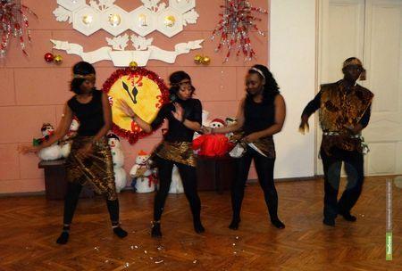 Иностранные студенты в Тамбове отпраздновали Новый год мапукой