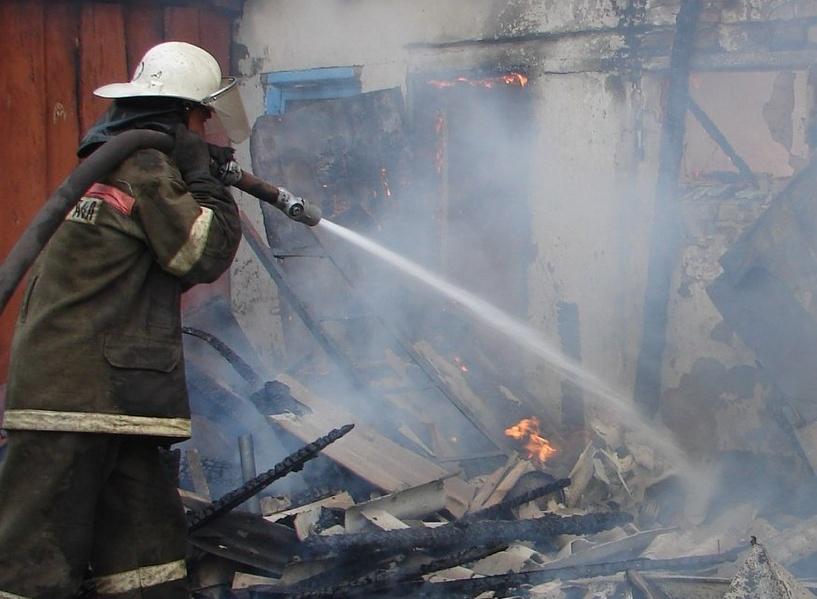 В Никифоровском районе устранен пожар